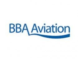 BBA AVIATION PL/ADR logo