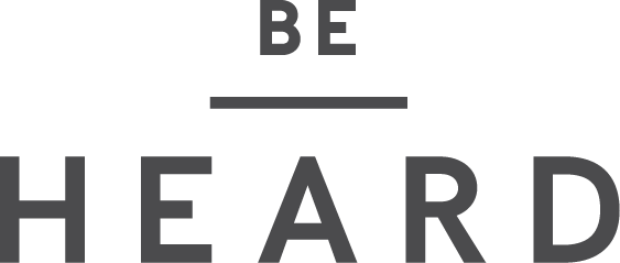 Be Heard Group logo
