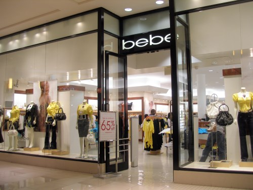 bebe stores, inc. logo