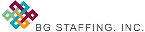 BG Staffing logo