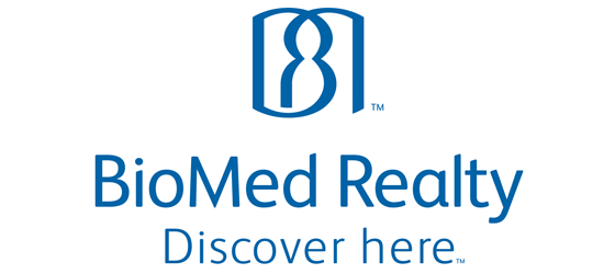 Biomed Realty Trust logo