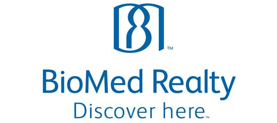 Biomed Realty Trust logo