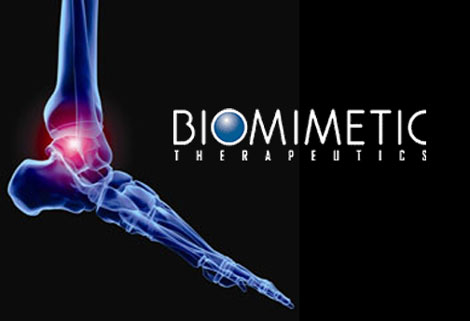 BioMimetic Therapeutics logo