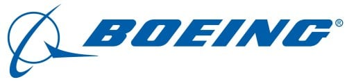 The Boeing logo