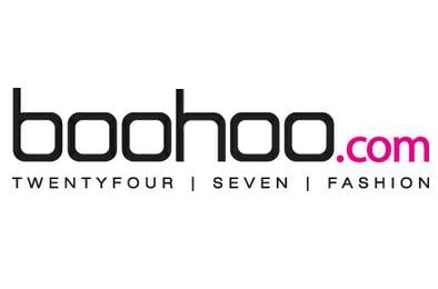 BOOHOO GRP PLC/ADR logo