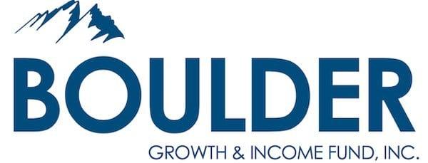 Boulder Growth & Income Fund logo
