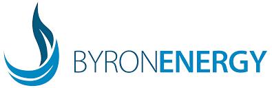 Byron Energy logo