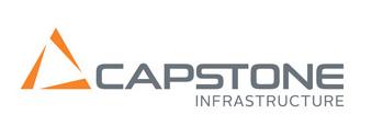 Capstone Infrastructure logo