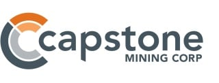 Capstone Mining Co Com Npv logo