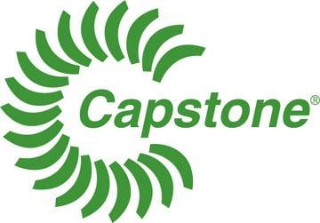Capstone Turbine Corporation logo