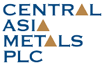 Central Asia Metals Ltd logo