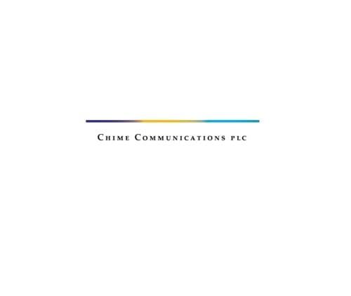 Chime Communications plc logo