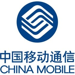 China Mobile Ltd. (ADR) logo