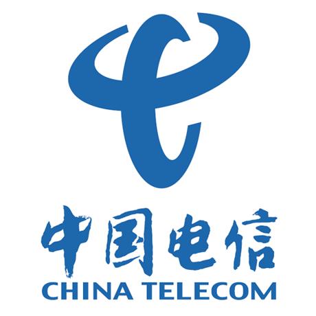 China Telecom Corp Ltd logo