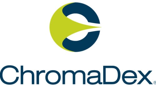 ChromaDex logo