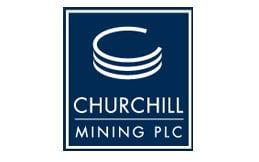 Churchill Mining Plc logo