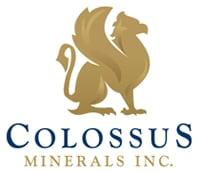 Colossus Minerals logo