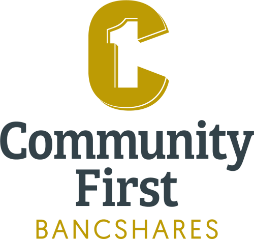 Community First Bancshares logo