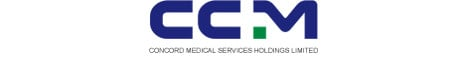 Concord Medical Services logo
