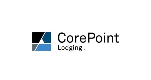 CorePoint Lodging logo