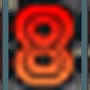 808Coin logo