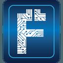 FirstCoin logo