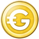 Goldcoin logo