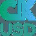 CK USD logo