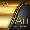AurumCoin logo