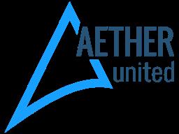 Aether United logo