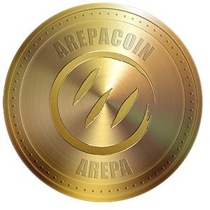 Arepacoin logo