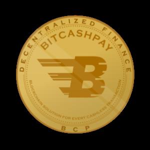 Bitcashpay logo