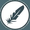 Feathercoin logo
