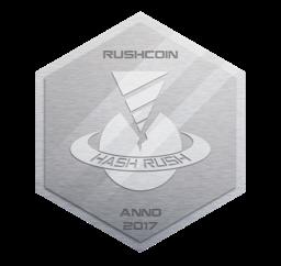 Hash Rush logo