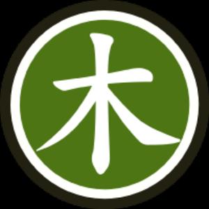 Woodcoin logo