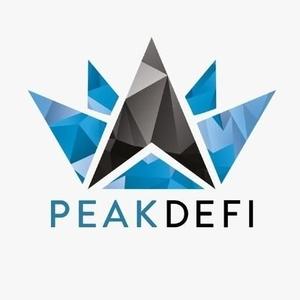 PEAKDEFI logo