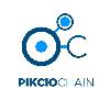 PikcioChain logo