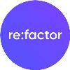 Re:factor logo