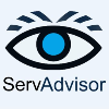 ServAdvisor logo