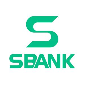 SBank logo