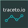 TraceTo logo