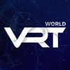 VRT World logo