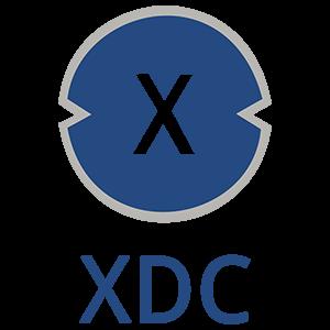 XDC Network logo