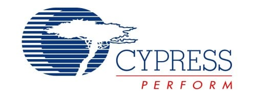 Cypress Semiconductor Corporation logo
