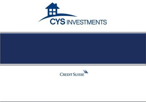 CYS Investments logo