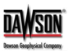 Dawson Geophysical logo