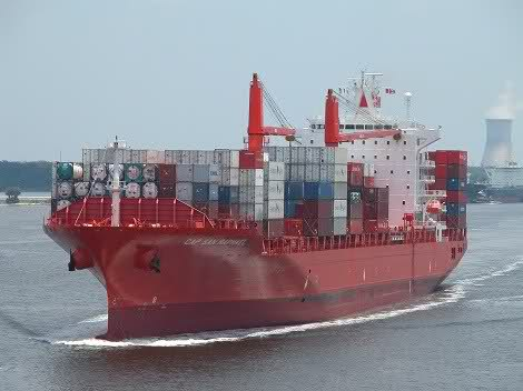 Performance Shipping logo