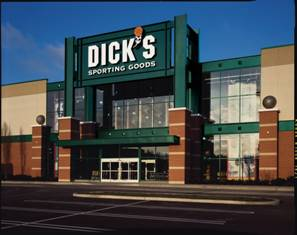Dicks Sporting Goods Inc logo