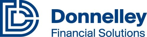 Donnelley Financial Solutions logo