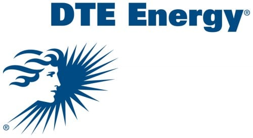 DTE Energy Co logo